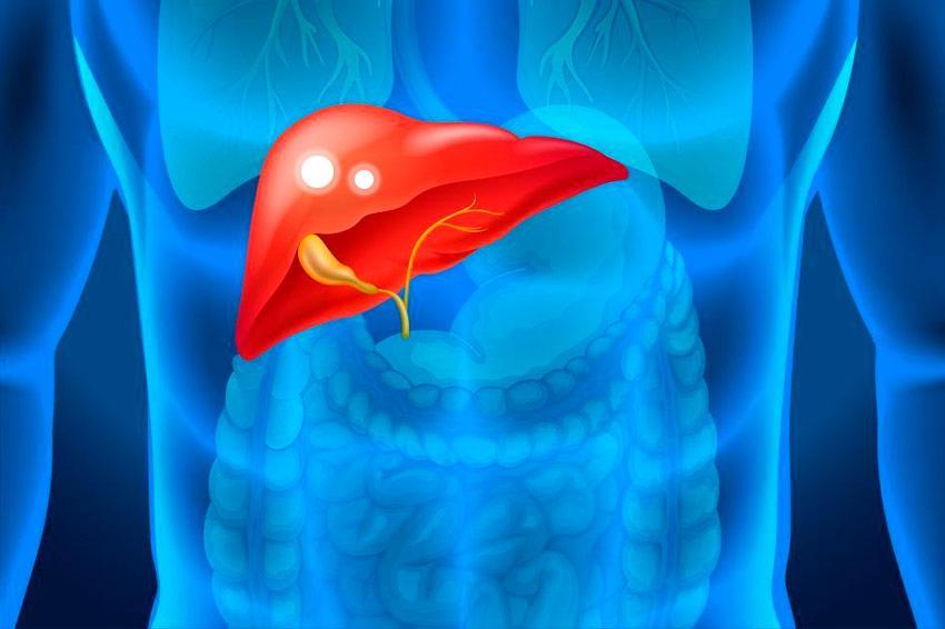 Лапароскопія кісти печінки
