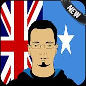 dictionary english and somali qaamuus