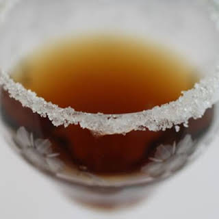 Nutella Champagne Shooter.