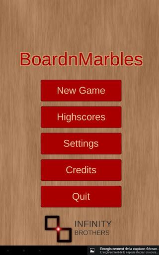 BoardnMarbles