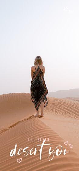 I'll Never Desert You - Valentine's Day item