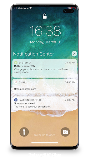 Lock Screen & Notifications iOS 14 1.3.8 screenshots 4