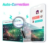 screenshot of Kika Keyboard 2019 - Emoji Keyboard, Emoticon, GIF
