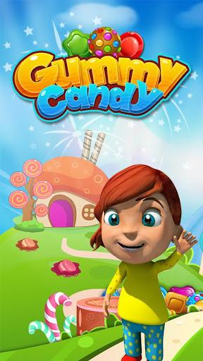 Gummy Candy - Match 3 Game screenshots 12