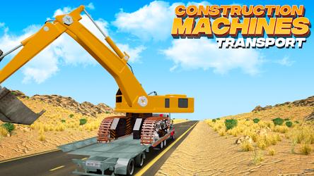 Extreme Transport Construction Machines