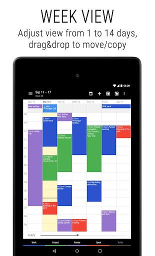 Business Calendar 2・Agenda, Planner & Widgets screenshot 18