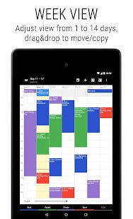 Business Calendar 2 Screenshot