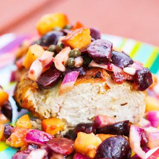 Chicken Fresh Peaches Recipes