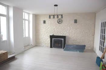 Appartement 2 pièces 65,6 m2