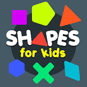 Learning Shapes for Kids Shapes Game Playing Quiz