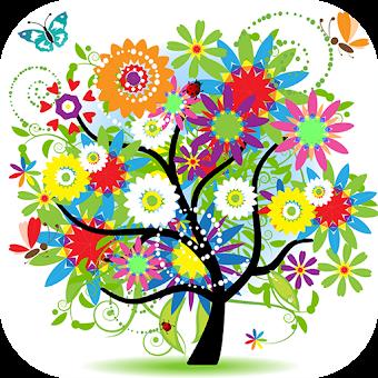 çiçekler Boyama Kitabı Hileli Apk Indir Android Iphone Ios