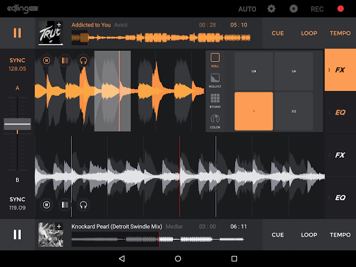 edjing PRO - Music DJ mixer for Android - Latest Version 1 4 4
