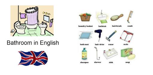 Badezimmer w rter englisch apps bei google play - Englisch badezimmer ...