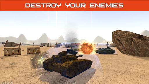 Tank Combat : Iron Forces Battlezone screenshots 4