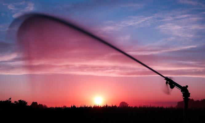 Spegnere un tramonto