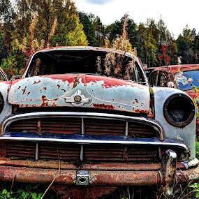Rust by Jan Myhrehagen - Transportation Automobiles (  )