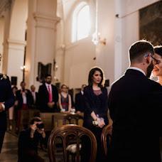 Wedding photographer Agnieszka Szymanowska (czescczolem). Photo of 27.07.2017