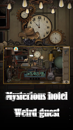 Hotel Of Mask - Escape Room Game 1.0.1 screenshots 1