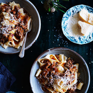 Pappardelle With Duck Ragù.