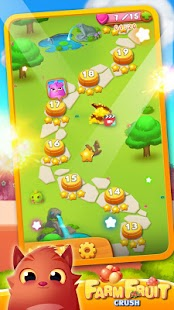 Farm Fruit Crush - Picture Matching games - náhled