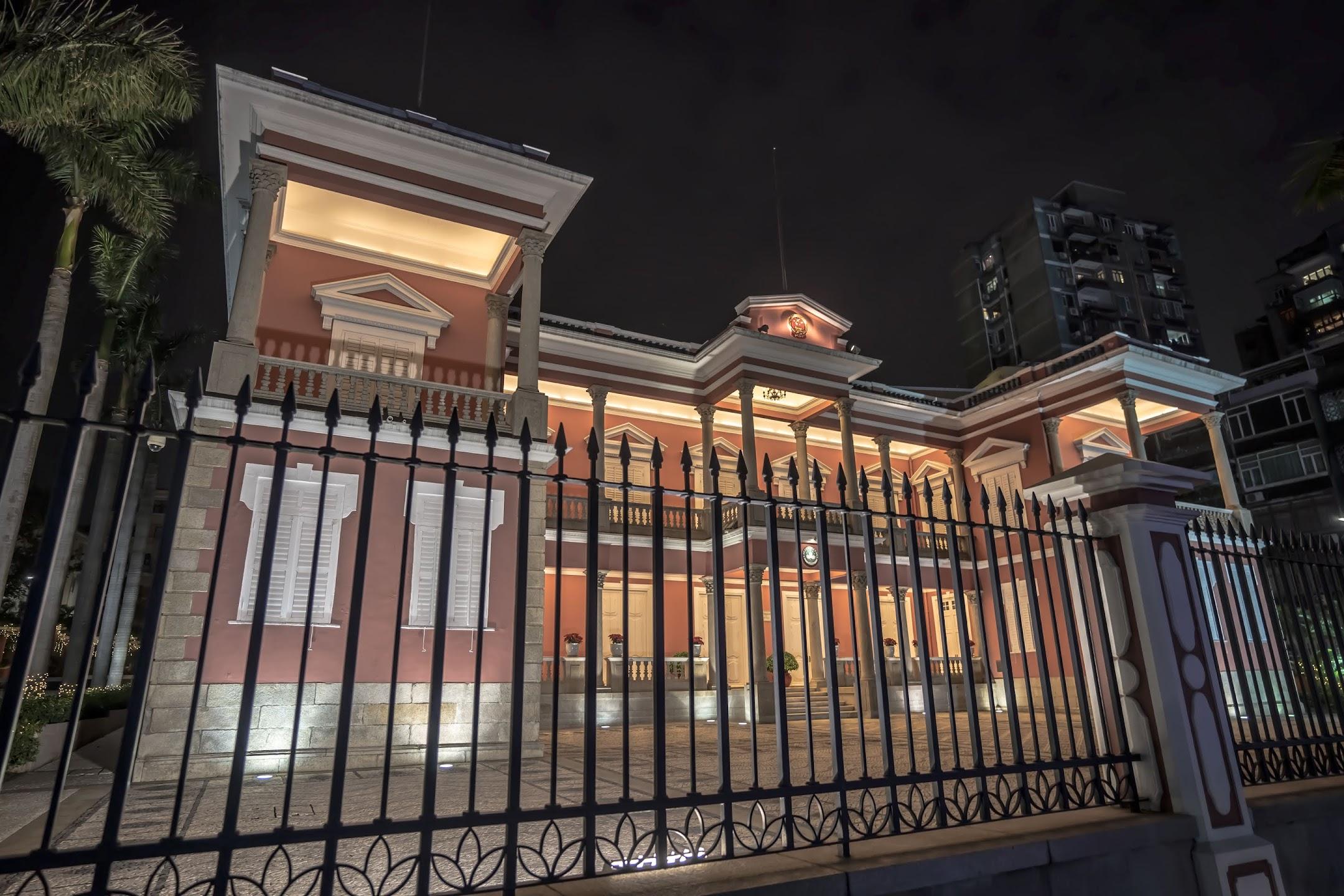 澳門特別行政區政府總部(Macau Government Headquarters)1