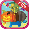 Kids Halloween Jigsaw Puzzles icon