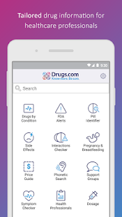 Drugs.com Medication Guide Latest Version Download For Android and iPhone 8