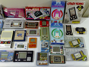 Photo: Handheld games - close up 2