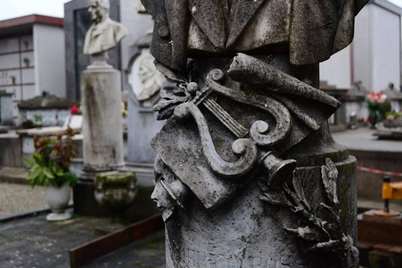 particolare al cimitero di aeglos