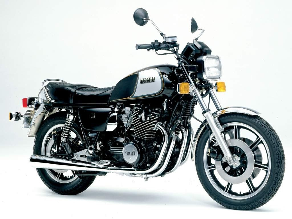 Yamaha XS 1100-manual-taller-despiece-mecanica