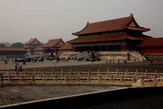 Photo: Day 190 - First Square Upon Entering the Forbidden City #3