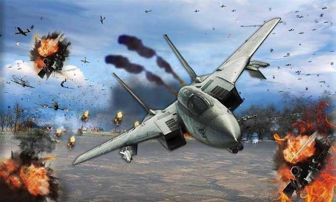 ✈️ Air War Jet Battle screenshot