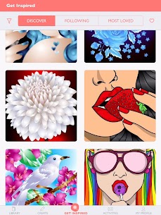 Colorfy: Adult Coloring Book – Free Style Color – APK + MOD Download 3