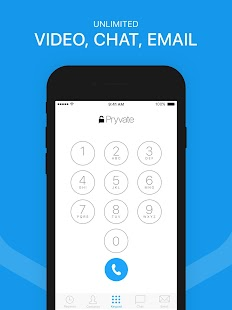 Pryvate Now – The Secure Mobile Communication App- screenshot thumbnail