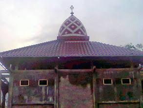 Photo: Kubah Masjid Ciranjang Cianjur Jabar