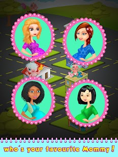 My Mommy Baby Birth Care Games - náhled