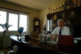 Photo: Dr Walid M. Hamad, the President of Koye University