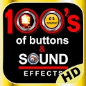 100's of Buttons & Prank Sound Effects for Jokes icon