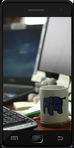 SC04EにCyanogenMod11を導入後、ブートアニメーションとフォント ...