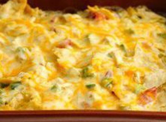 Chicken And Chiles Casserole Recipe