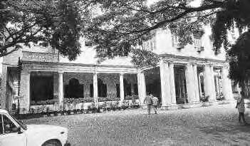 Photo: Cosmopoliton Club -Madras