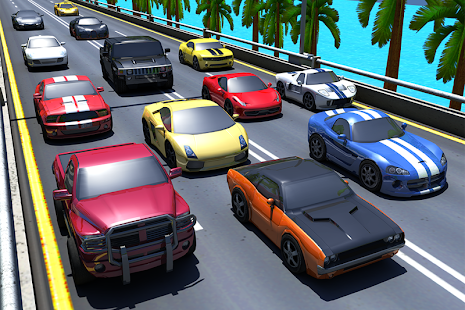 Traffic Car Racing Game- screenshot thumbnail