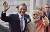 Narendra Modi, Barack Obama, Obama in India, Siri Fort Auditorium, Delhi, National News