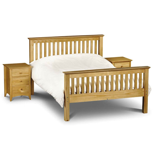 Barcelona High End Bedstead
