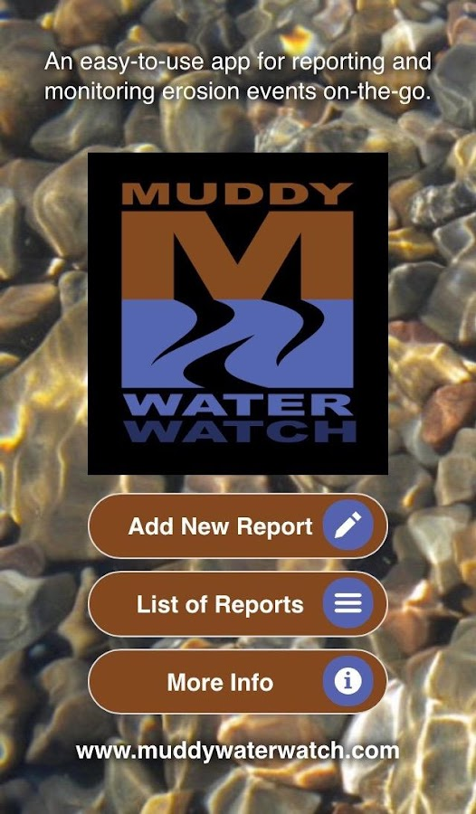 Muddy Water Watch- screenshot