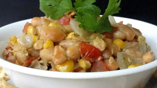 10 best healthy white bean chicken chili crock pot recipes for Best healthy chicken crock pot recipes