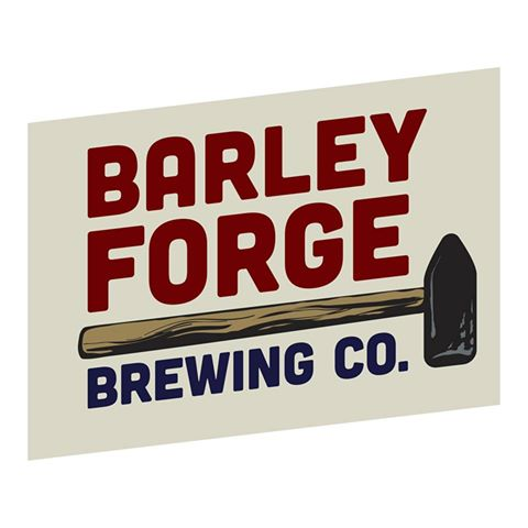 Logo for Barley Forge Tap Takeover