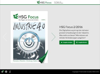 HSG Focus- screenshot thumbnail