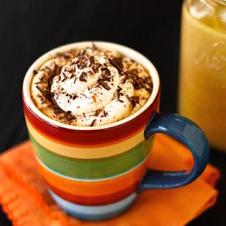 Pumpkin Drinks Recipes