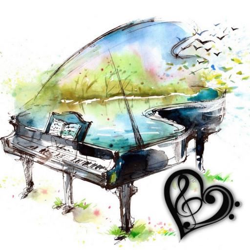 癒しの音楽のMP3プレーヤー 健康 App LOGO-硬是要APP